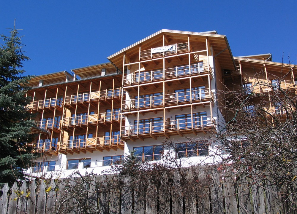 Top hotel dolomiten die besten hotels der dolomiten for Design hotel dolomiten