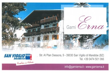 Mountain B&B Garni Erna